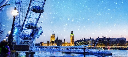 London-Winter crop